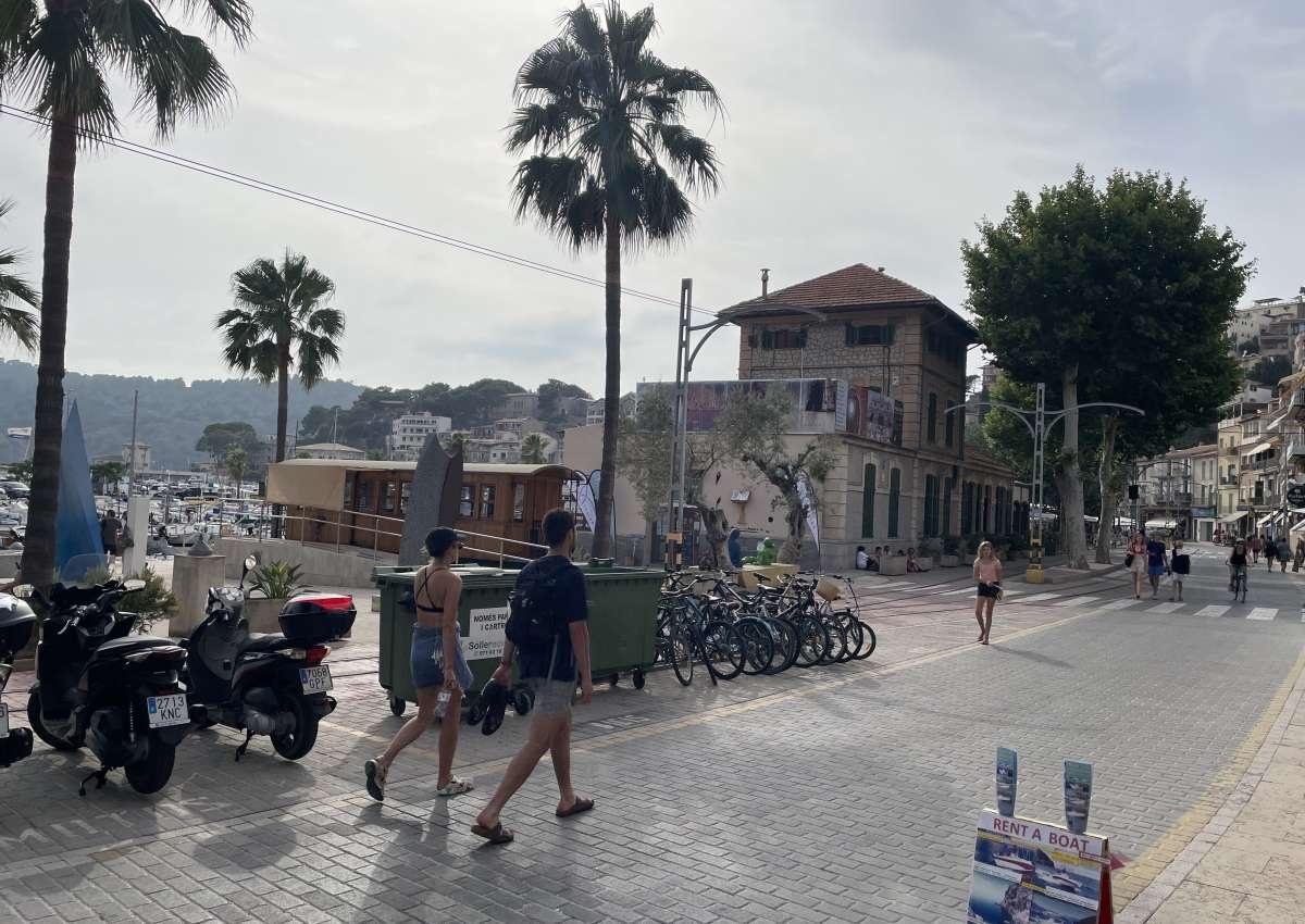 Puerto de Sóller - Foto bei Sóller
