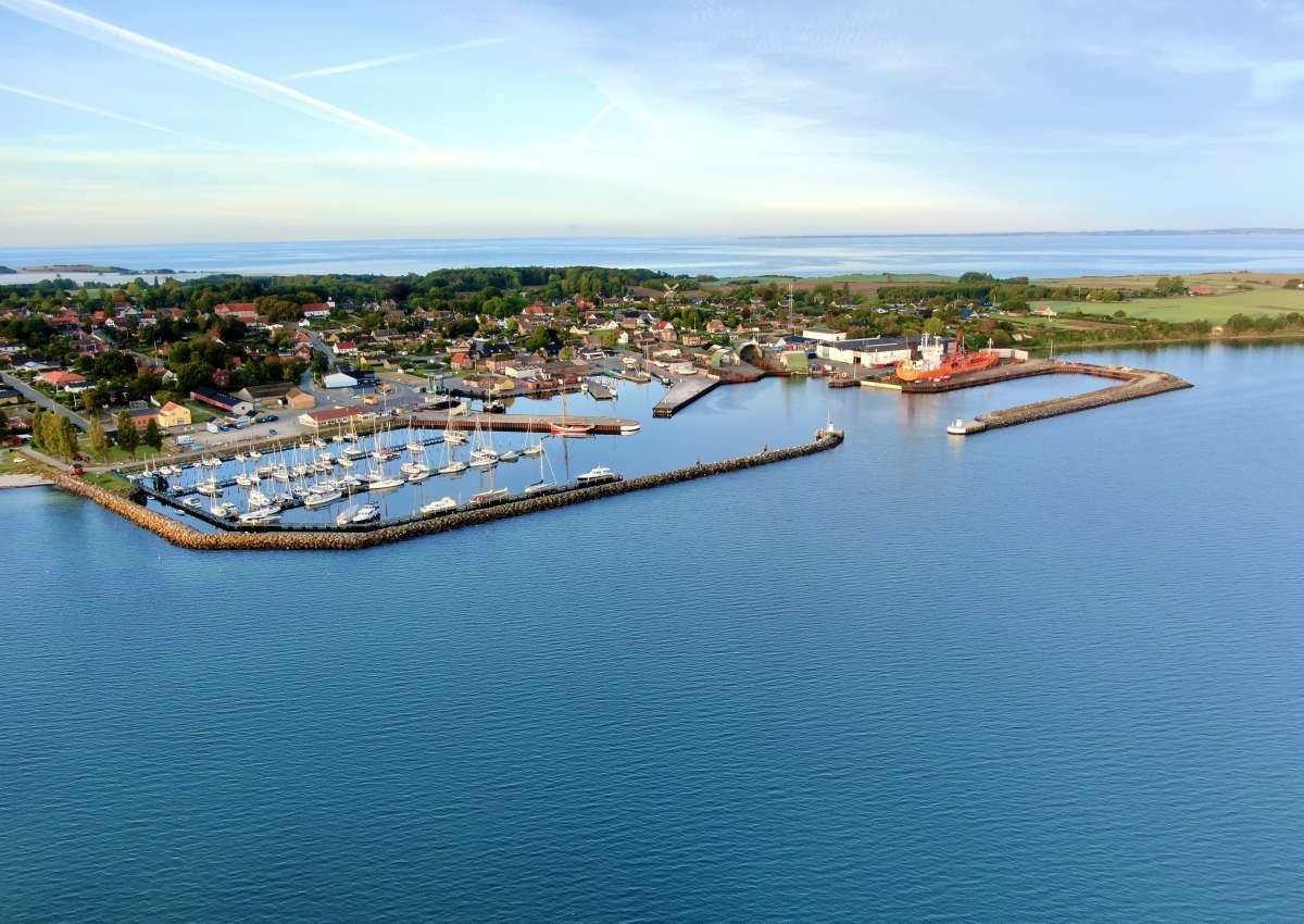 Søby - Hafen bei Søby