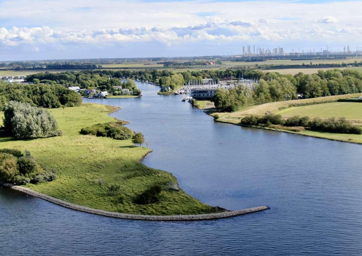 Jachthaven Oranjeplaat - Hafen bei Middelburg (Arnemuiden)