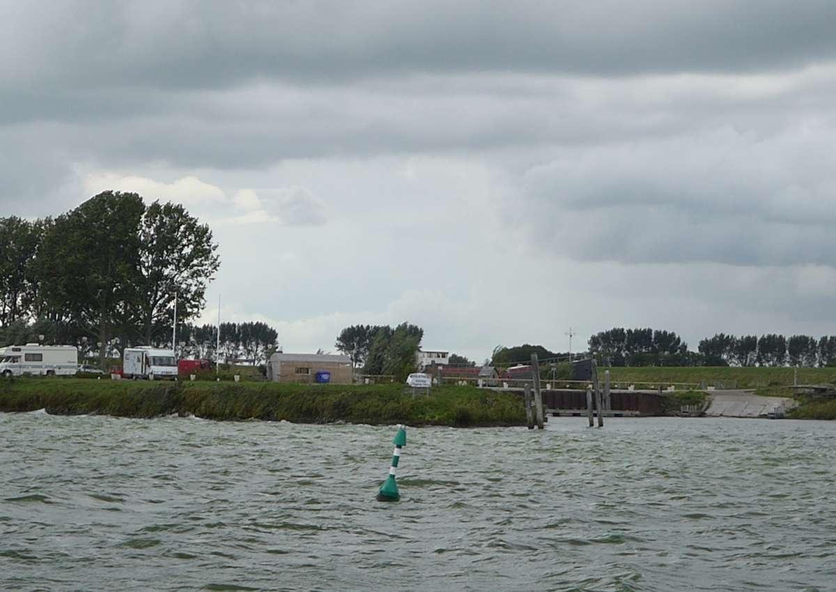 Galathese Haven - Hafen bei Goeree-Overflakkee (Ooltgensplaat)