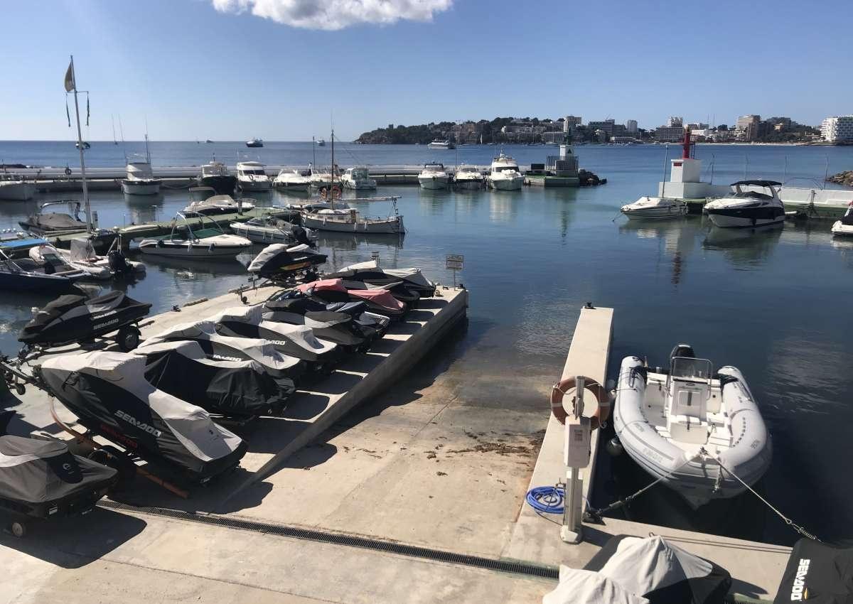 Club Nautico Palmanova - Hafen bei Calvià (Palmanova)