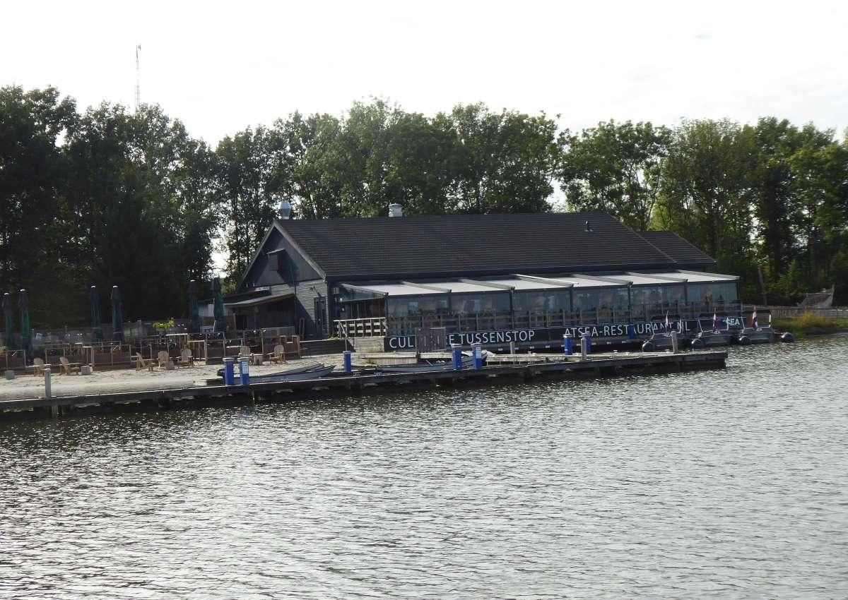 Bar & Restaurant At Sea - Hafen bei Dronten