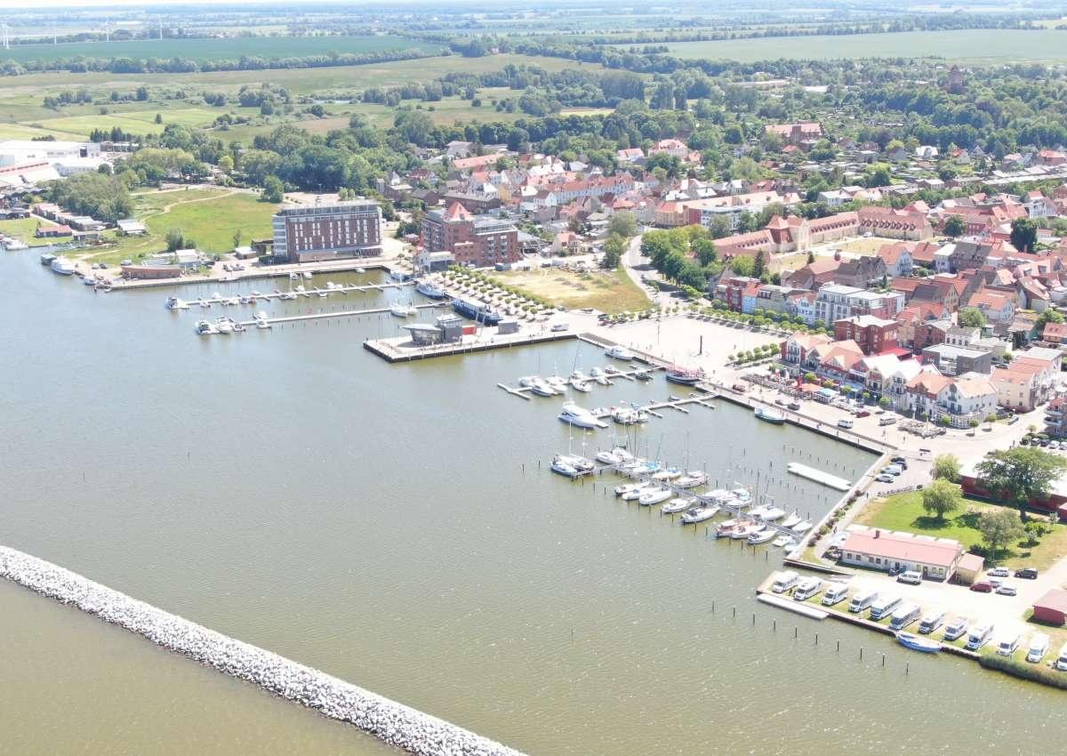 Barth Stadthafen - Hafen bei Barth