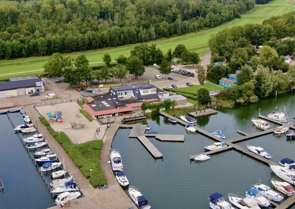 Aqua Centrum Bremerbergse Hoek - Hafen bei Dronten (Biddinghuizen)