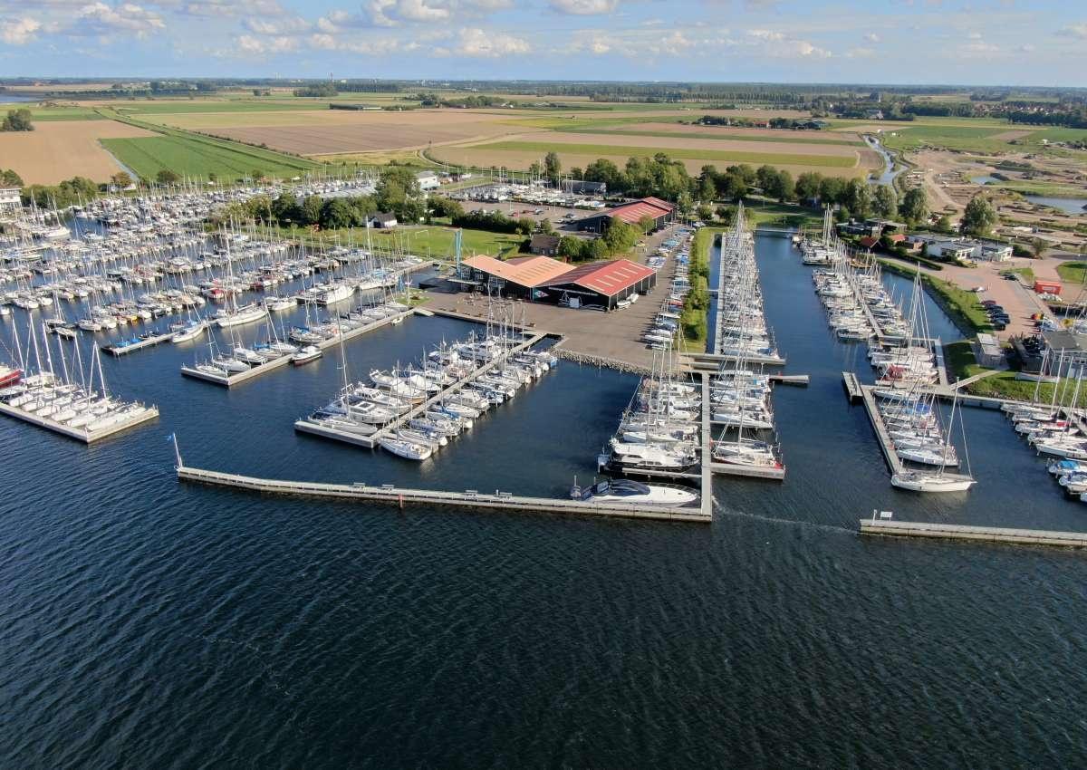 Watersportvereniging Wolphaartsdijk - Hafen bei Goes (Wolphaartsdijk)