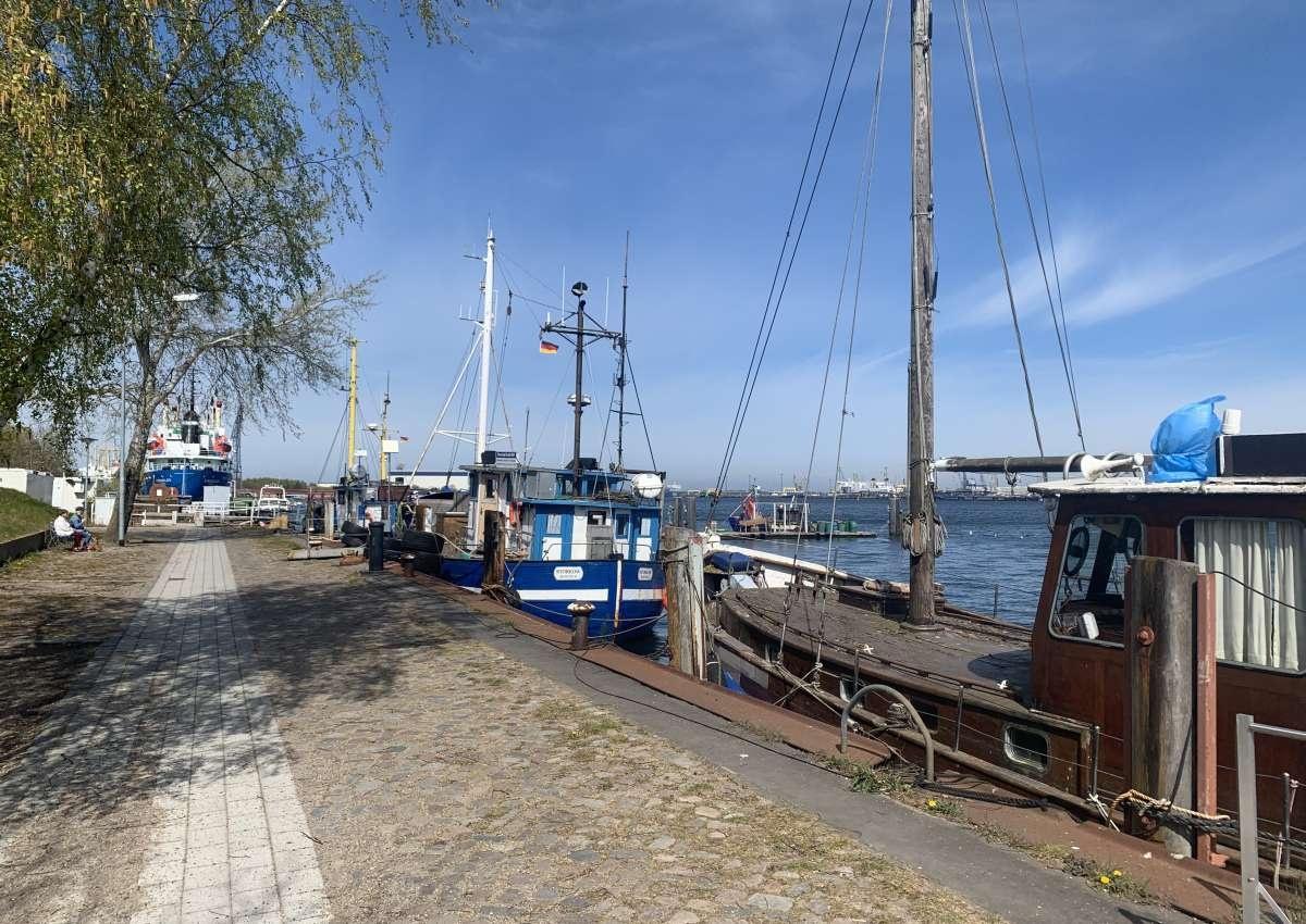 Schmarl Yachthafen - Hafen bei Rostock (Schmarl)