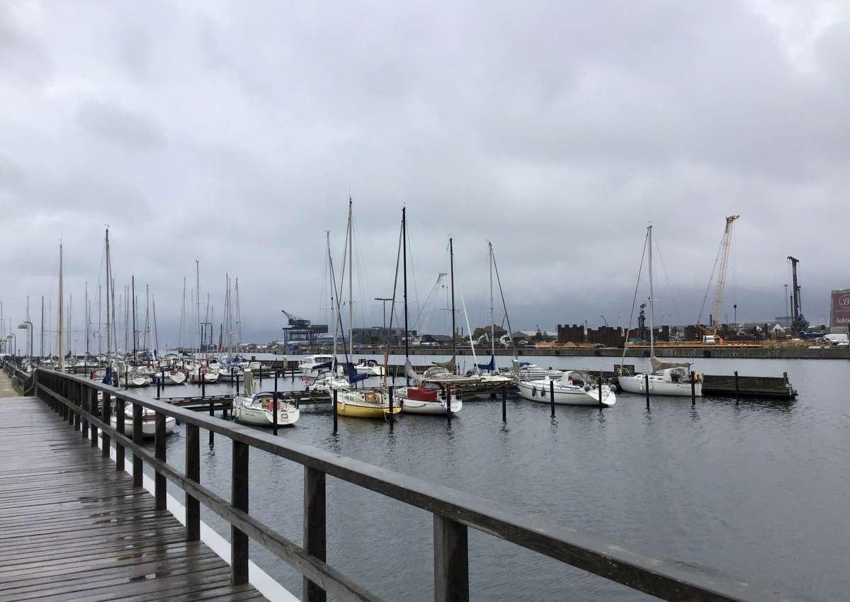 Svanemølle - Hafen bei Copenhagen (Østerbro)