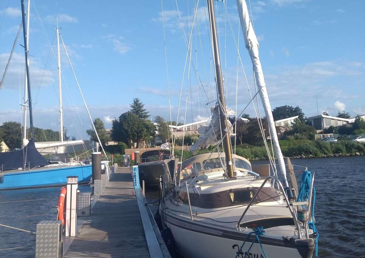 WSV Blocq Kuffeler - Hafen bei Almere