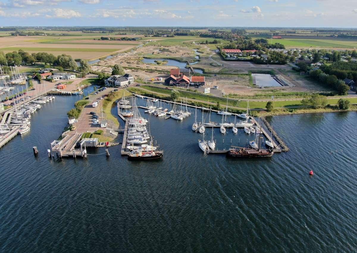 Royal Yacht Club België - Hafen bei Goes (Wolphaartsdijk)