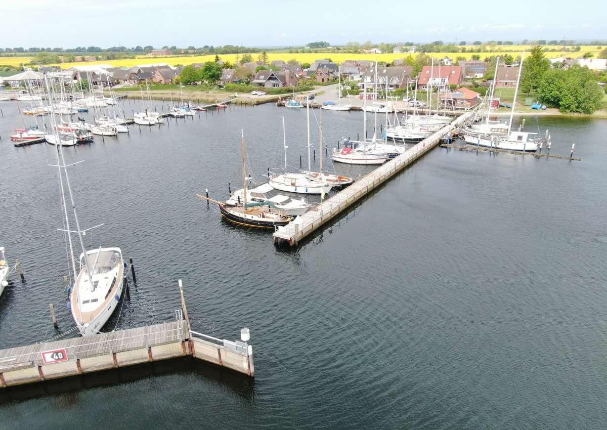 Großenbrode Marina - Hafen bei Großenbrode