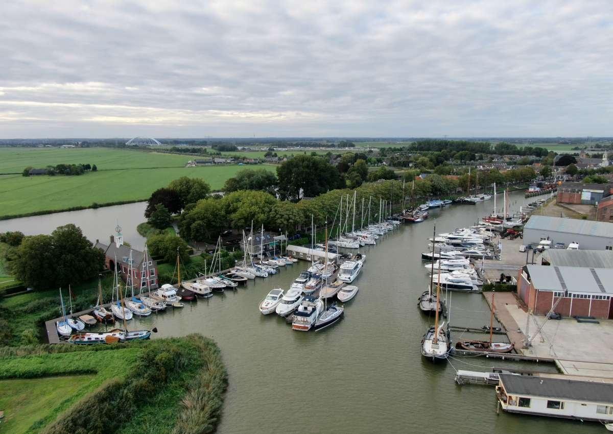 Jachthaven Stichting Muiden - Hafen bei Gooise Meren (Muiden)