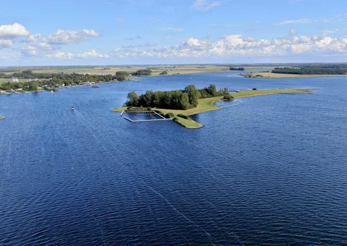 Mosselplaat Anleger - Anchor près de Noord-Beveland (Kamperland)