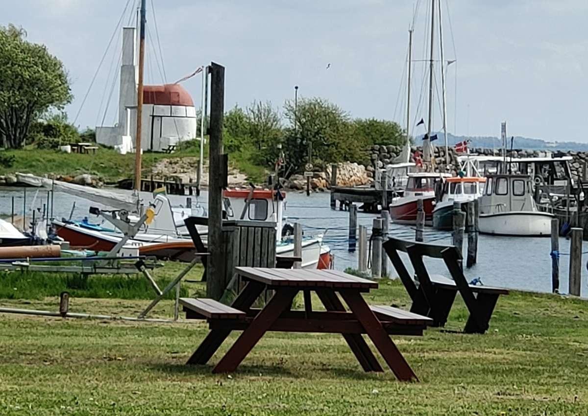 Marstal Yachthafen - Marina near Ommel