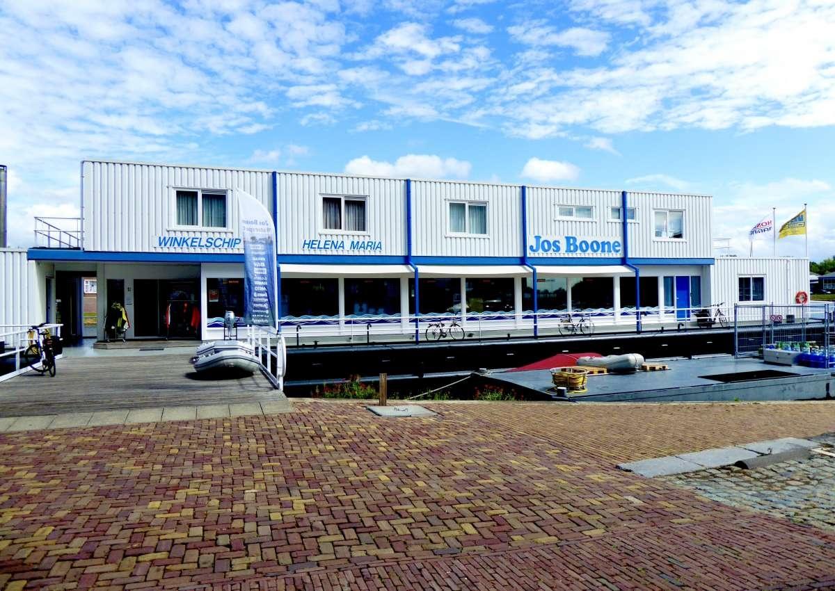 Jos Boone Watersport - Équipements marins près de Middelburg