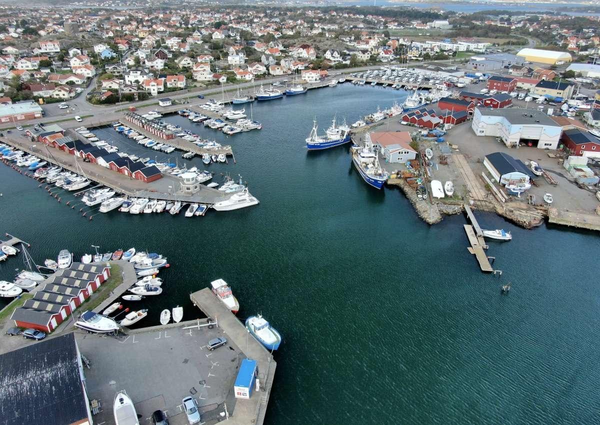 Hönö-Klåva - Hafen bei Hönö