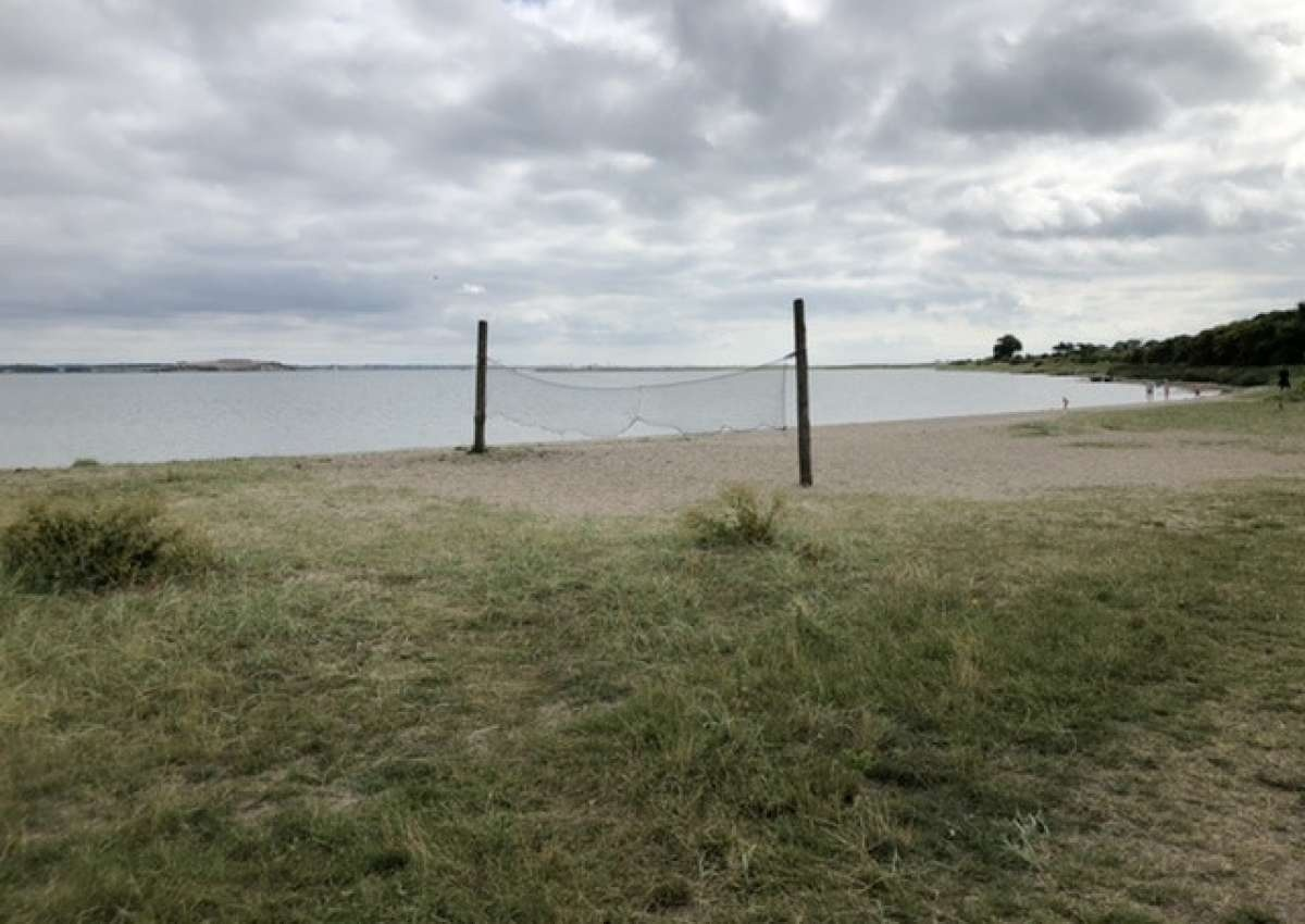 Lyø - Hafen bei Bådsted