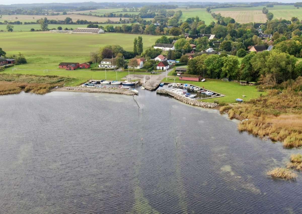Sandvig - Marina près de Sandvig