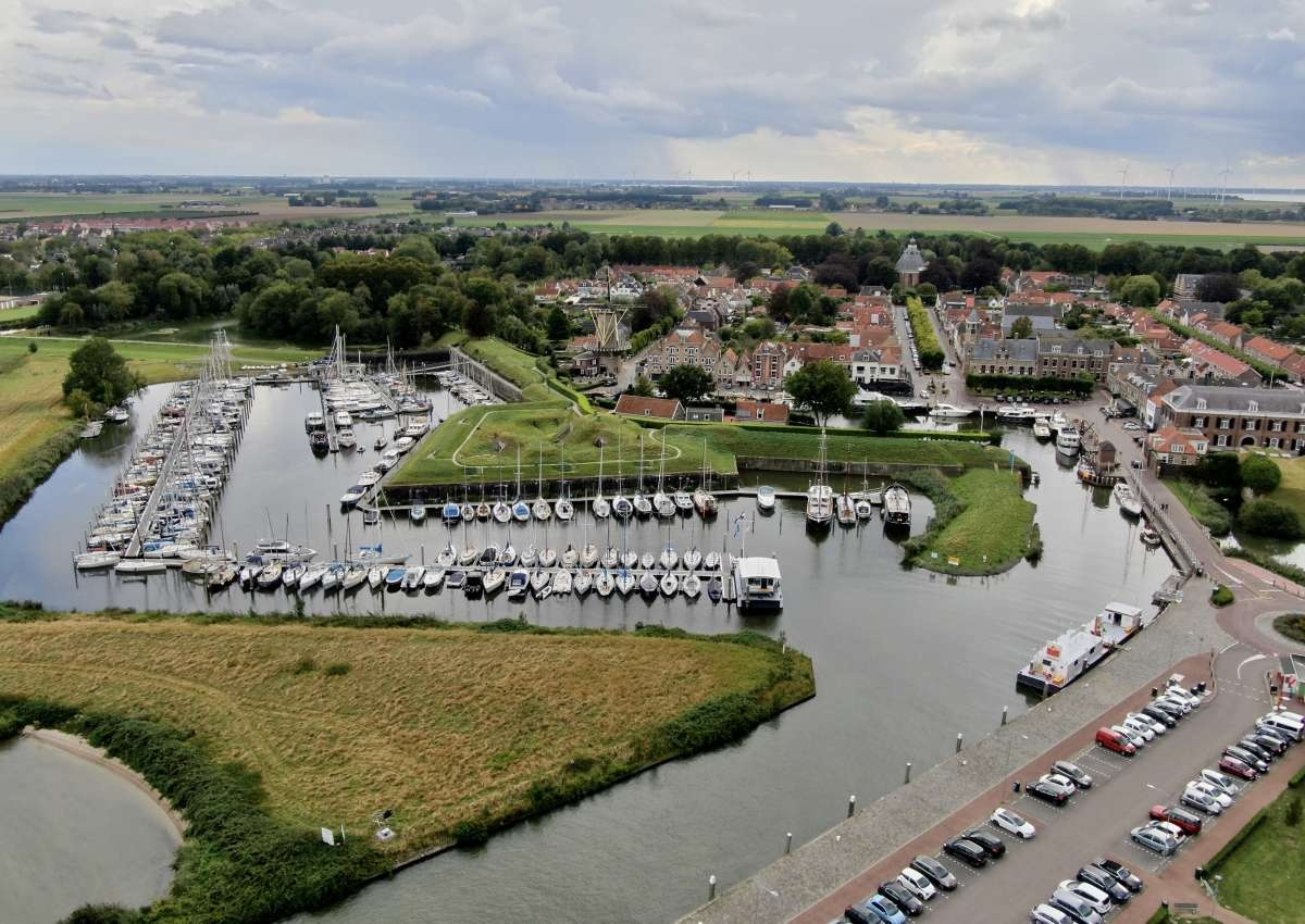 Gemeentehaven Willemstad - Hafen bei Moerdijk (Willemstad)