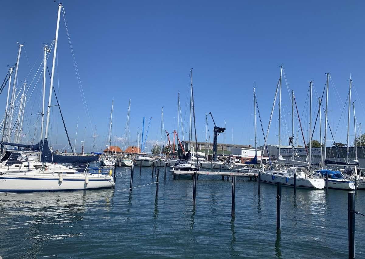Orthmühle - Hafen bei Heiligenhafen