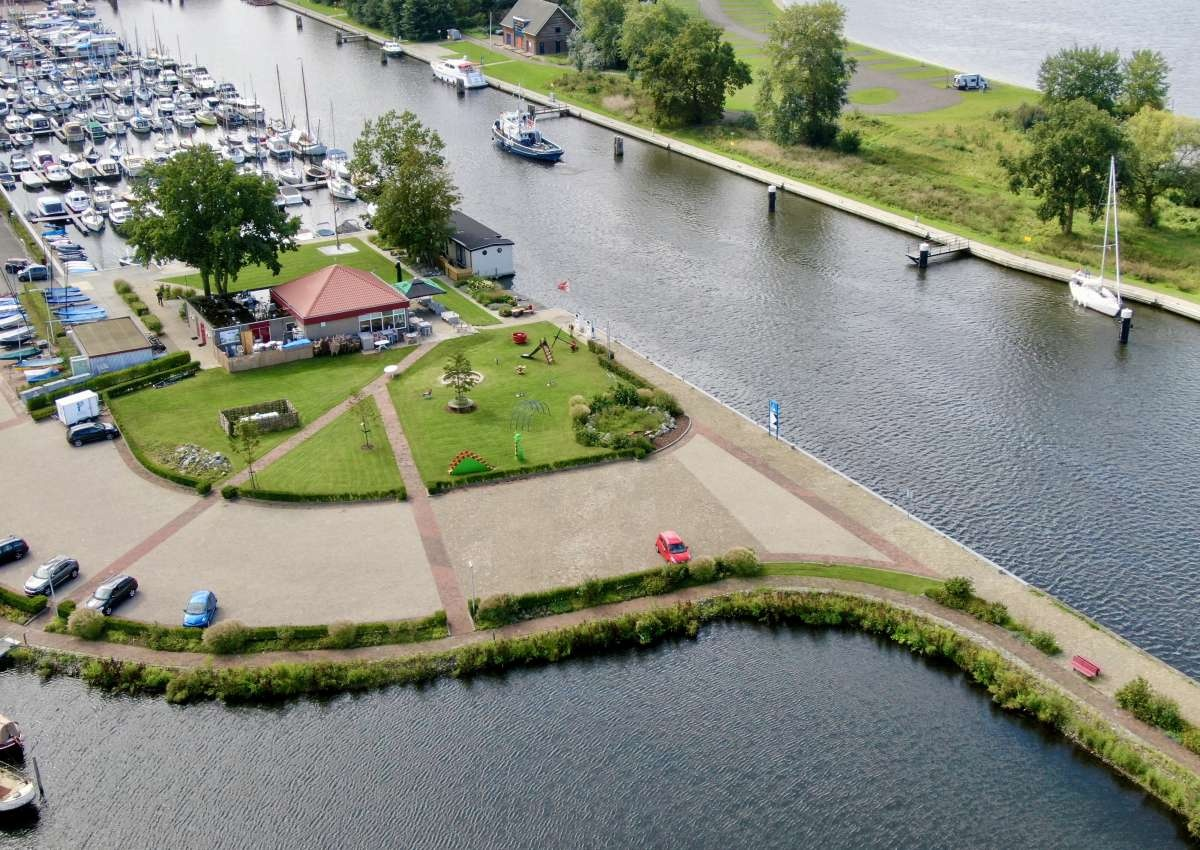 Sailing and Powerboat Association Zuidwal - Hafen bei Nijkerk