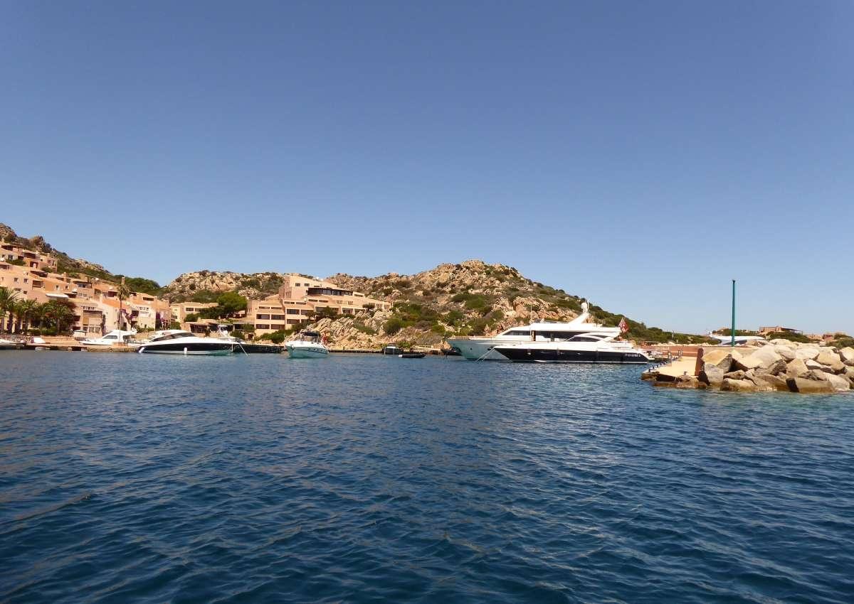 Porto Massimo - Hafen bei La Maddalena (Punta della Gatta)