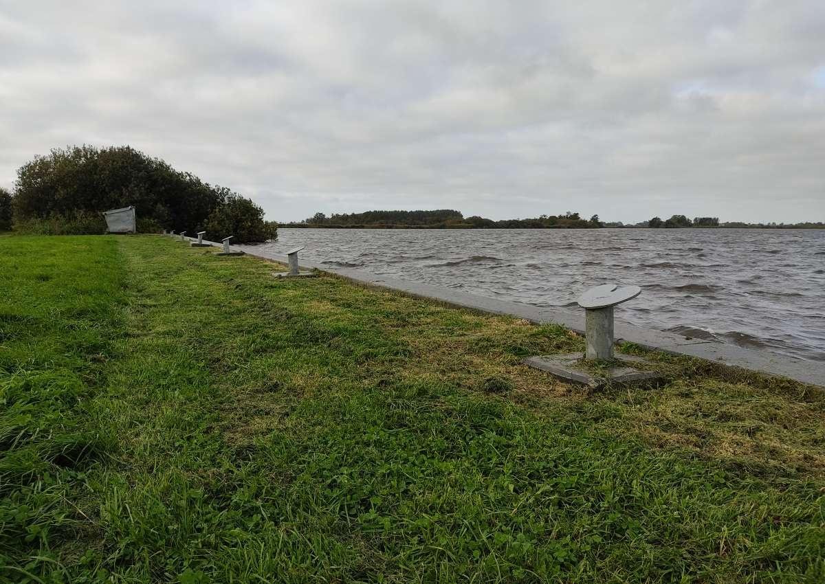 Marrekrite PR 04 P1 - Anchor near Leeuwarden (Warten)