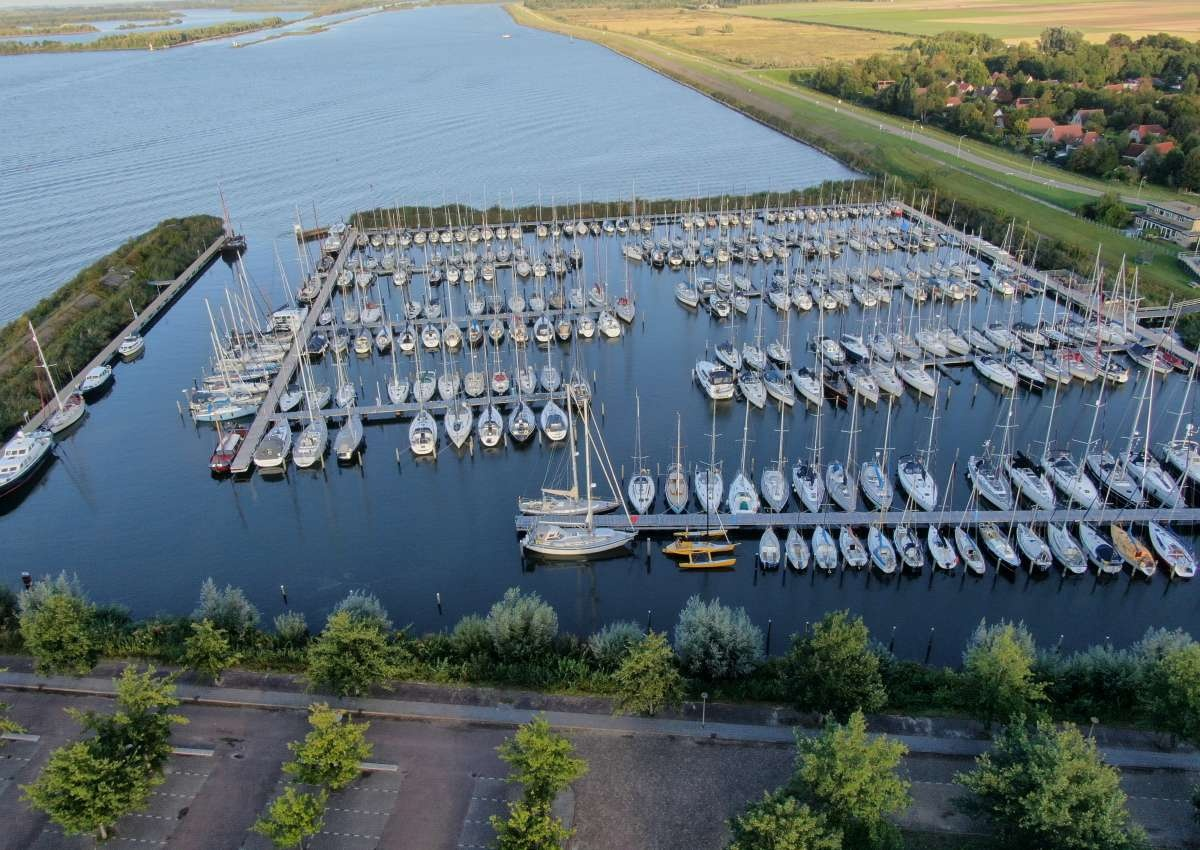 Ketel One Harbour - Hafen bei Dronten