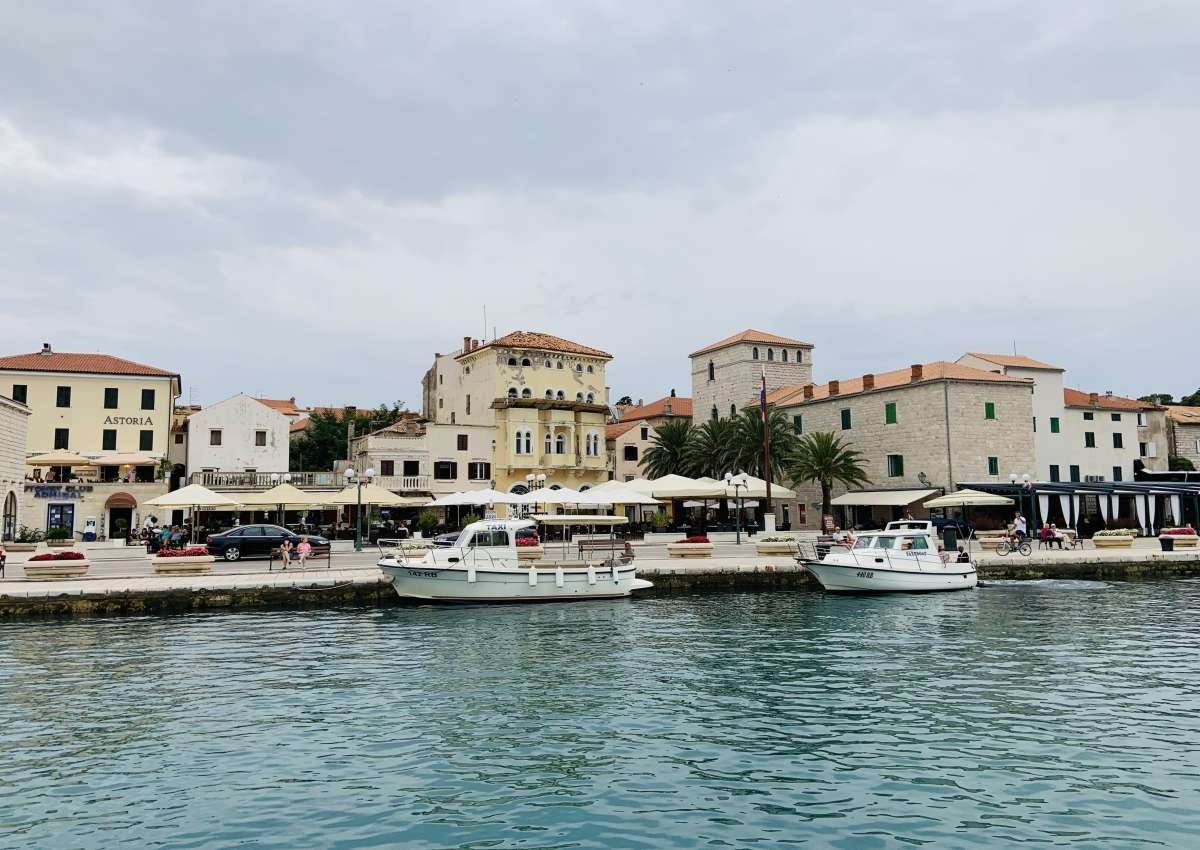 ACI Marina Rab - Hafen bei Rab
