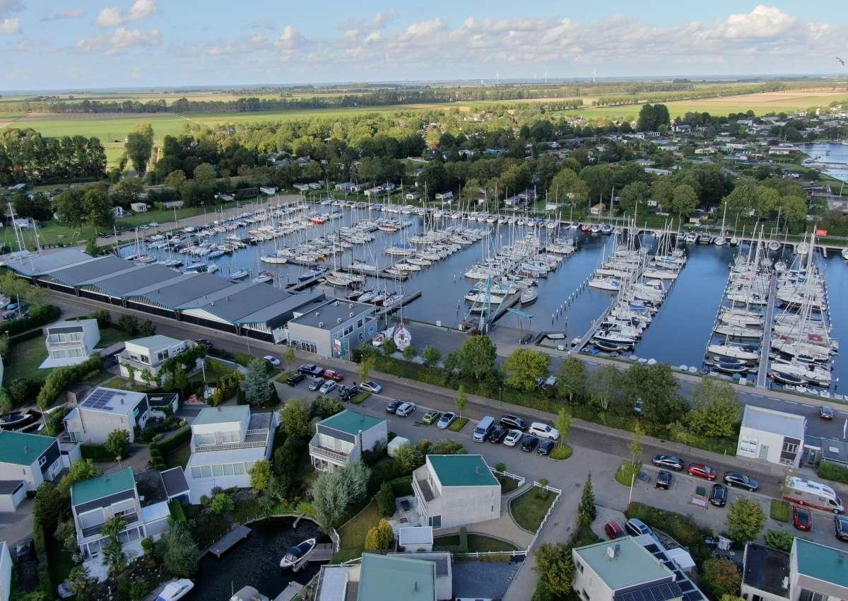 Delta Marina Kortgene - Hafen bei Noord-Beveland (Kortgene)