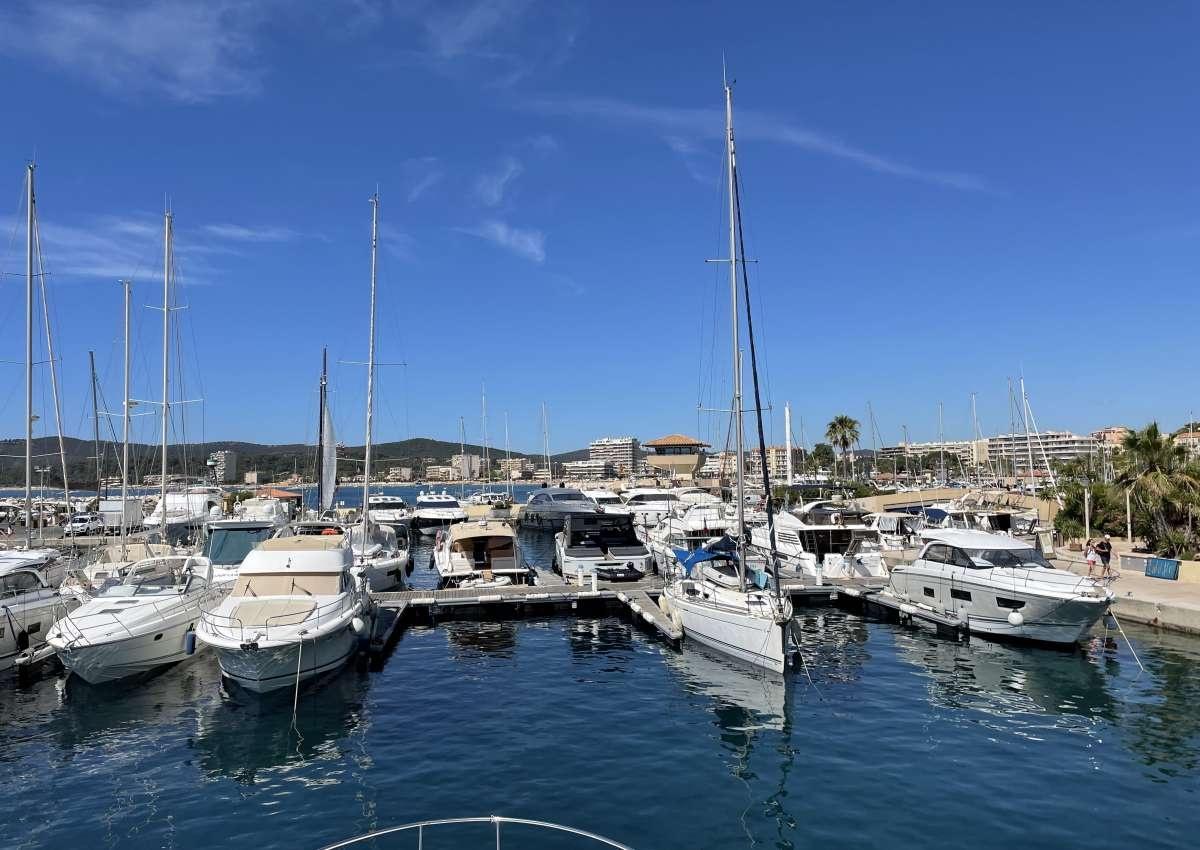 Port Authority - Hafen bei Le Lavandou (Saint-Clair)