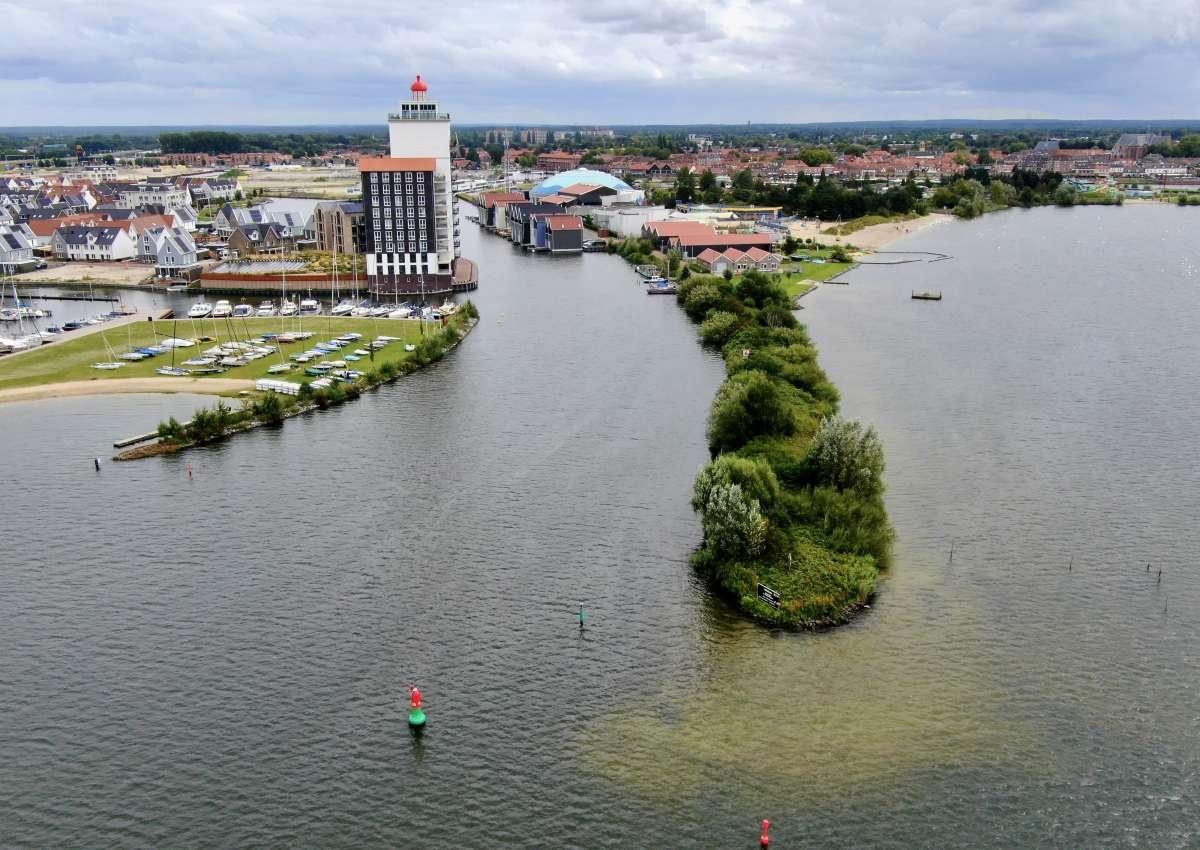 W. V. Flevo - Marina 'The Knar' - Hafen bei Harderwijk