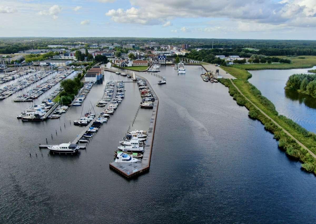 Gemeentehaven Huizen - Hafen bei Huizen