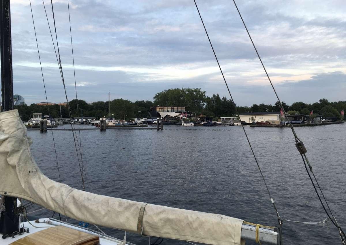Watersportvereniging Amsterdam - Hafen bei Amsterdam
