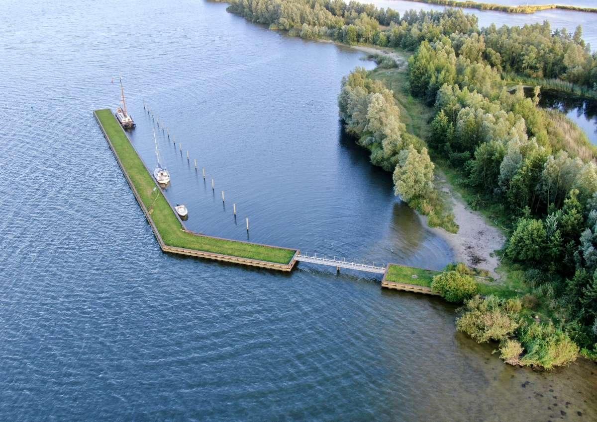 Strommgeul - Hafen bei Dronten