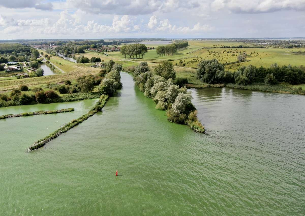Watersportvereniging Ooltgensplaat - Hafen bei Goeree-Overflakkee (Ooltgensplaat)