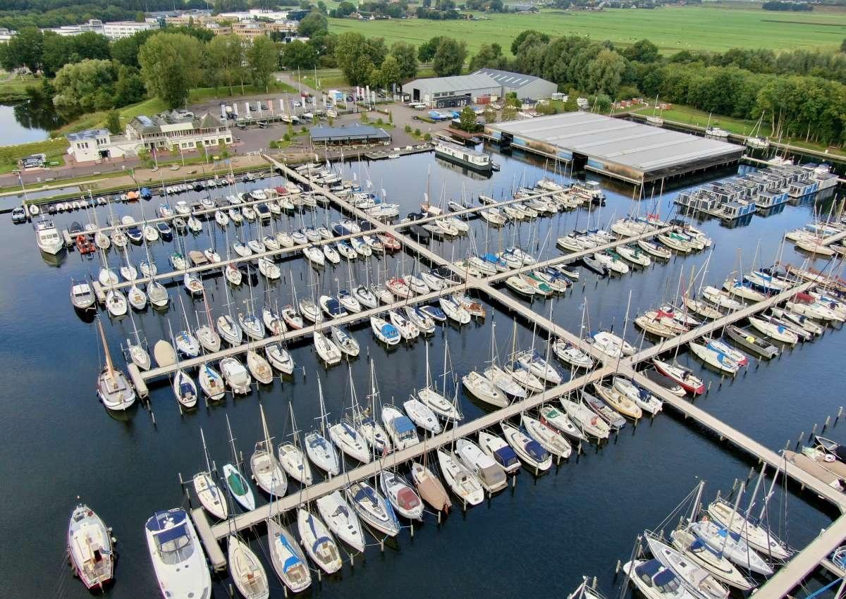 Jachthaven Naarden - Hafen bei Gooise Meren (Naarden)