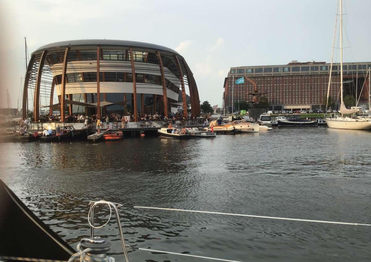 Amsterdam Marina - Hafen bei Amsterdam