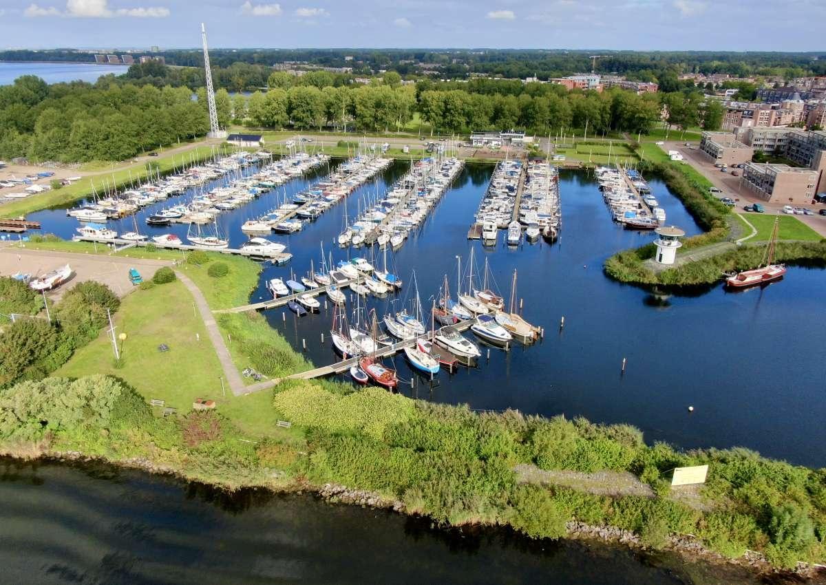 WSV Almere Haven - Hafen bei Almere