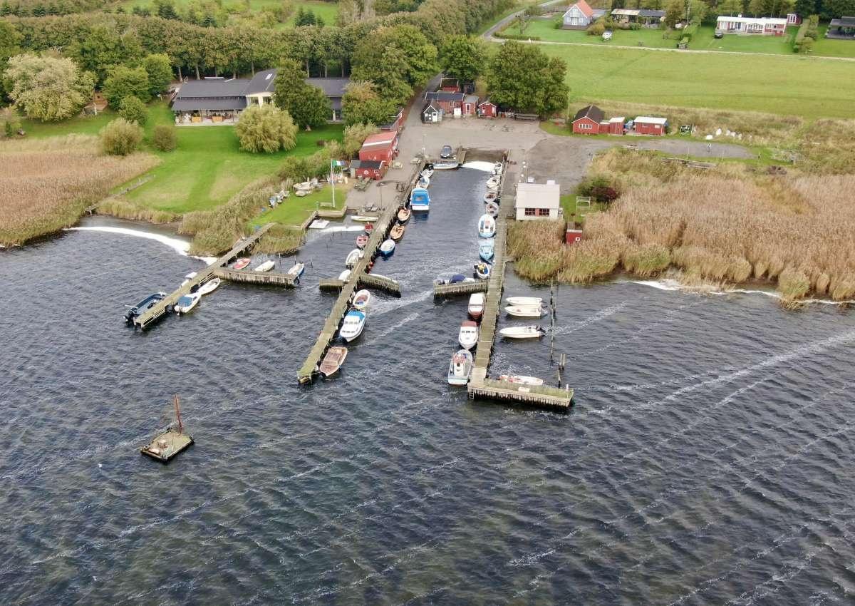 Stavreby - Marina près de Stavreby Bådehavn