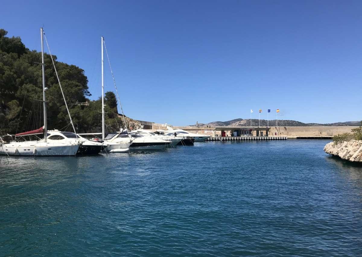 Club Nautica Santa Ponsa - Marina - Hafen bei Calvià (Santa Ponça)