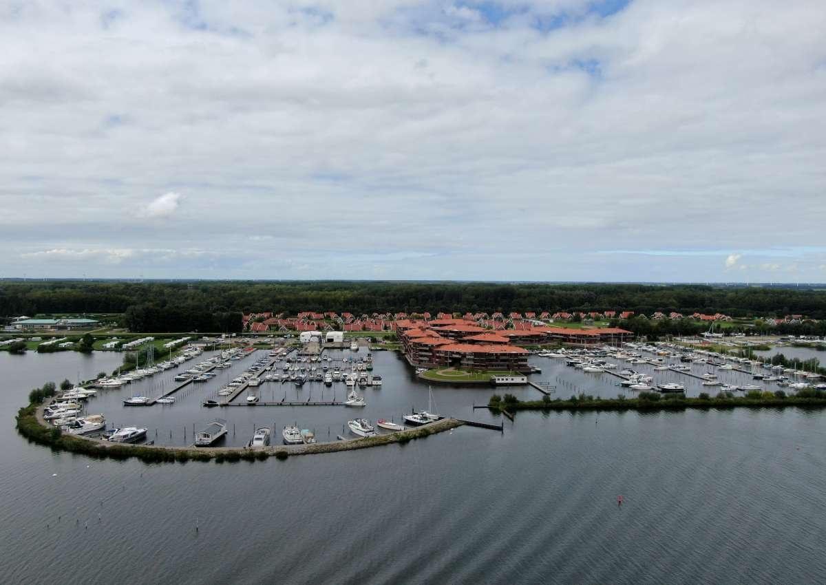 Molecaten Jachthaven Flevostrand - Hafen bei Dronten (Biddinghuizen)