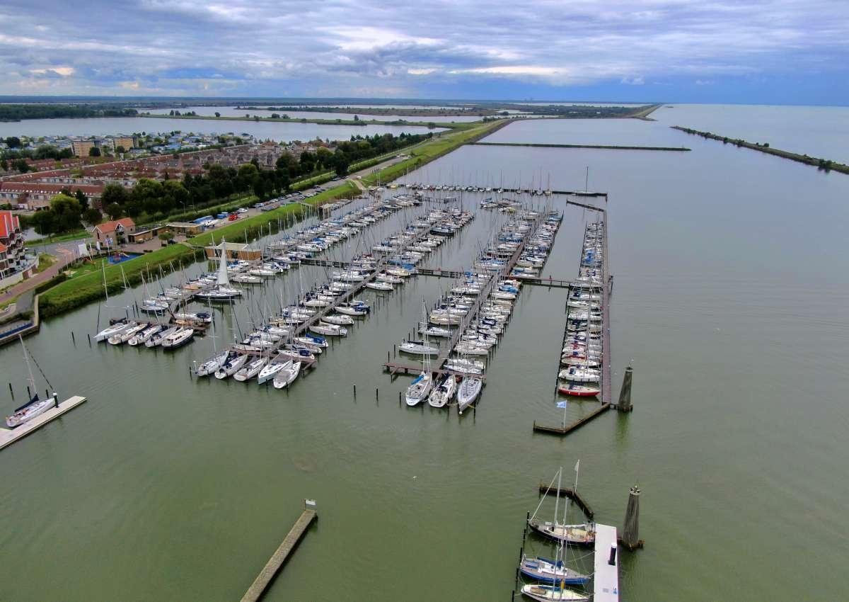 Jachthaven Lelystad Haven - Hafen bei Lelystad