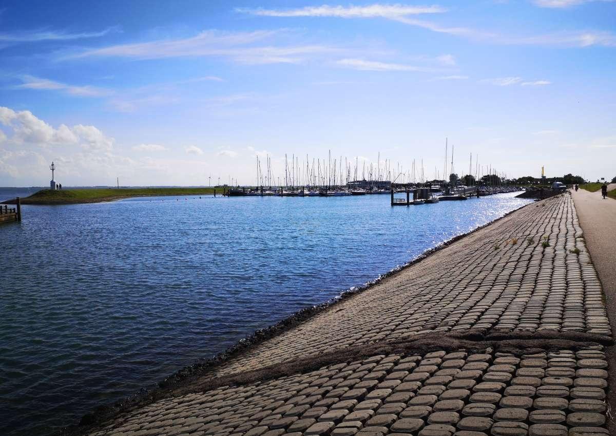 Watersportvereniging Burghsluis - Hafen bei Schouwen-Duiveland (Burgh-Haamstede)