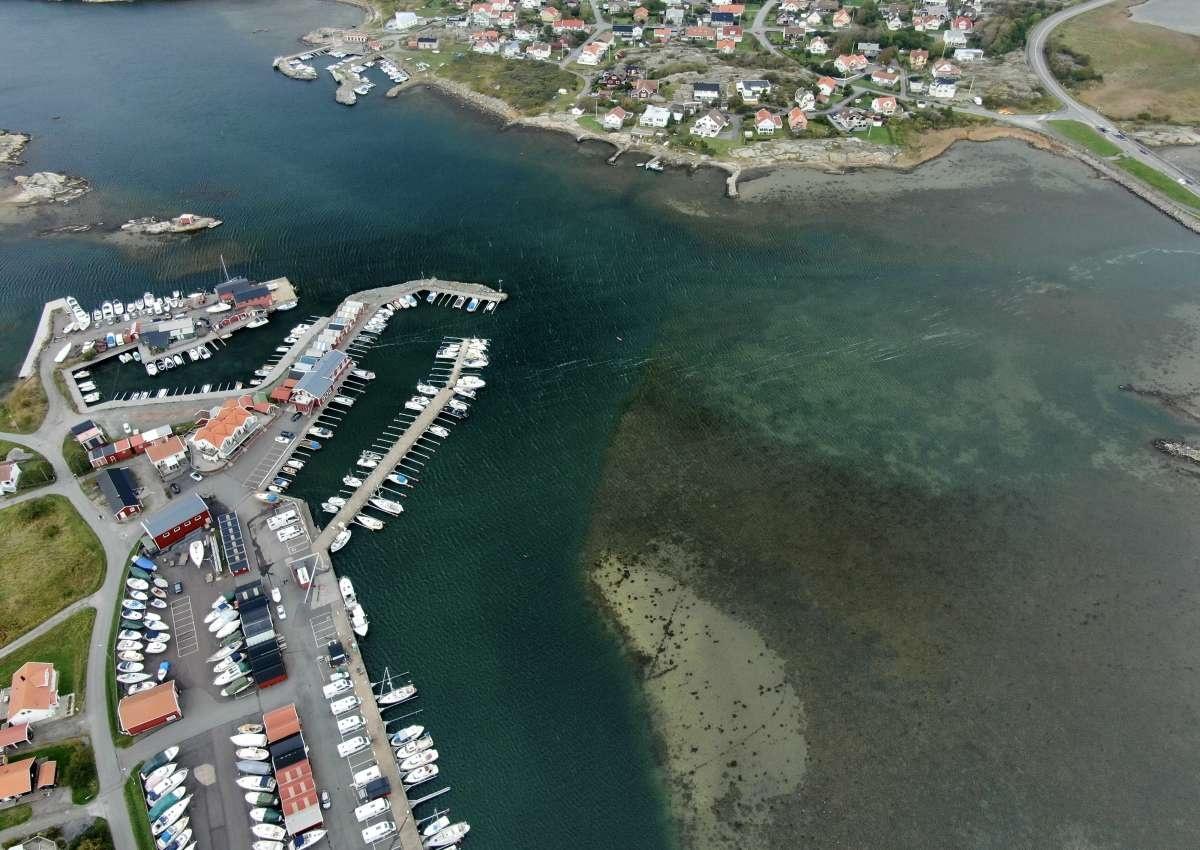Röd Marina - Hafen bei Hönö