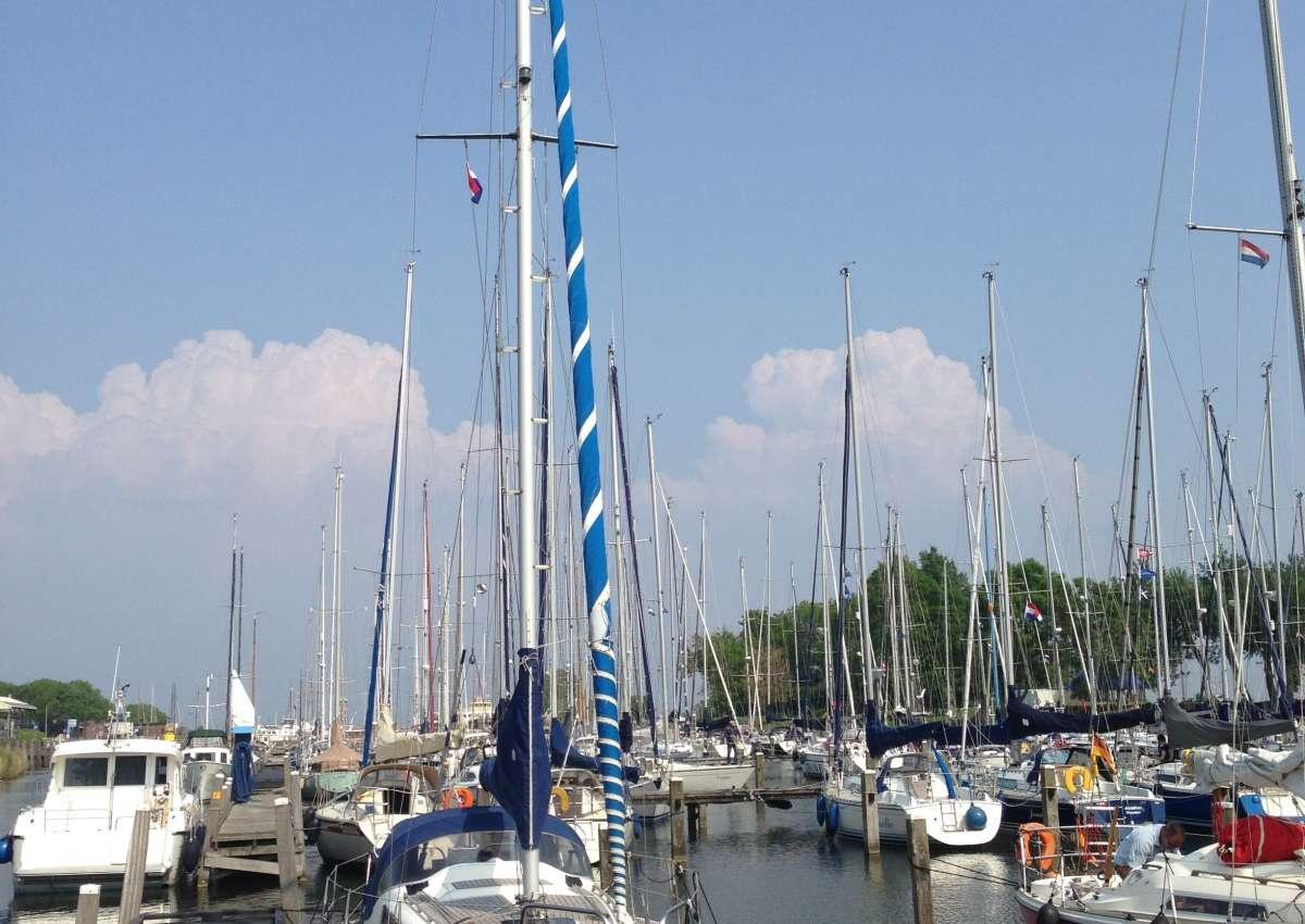 Enkhuizen Buyshaven - Hafen bei Enkhuizen