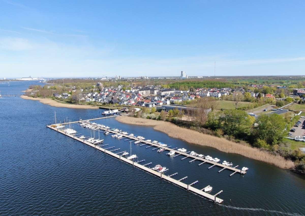 Gehlsdorf Yachthafen - Hafen bei Rostock (Gehlsdorf)