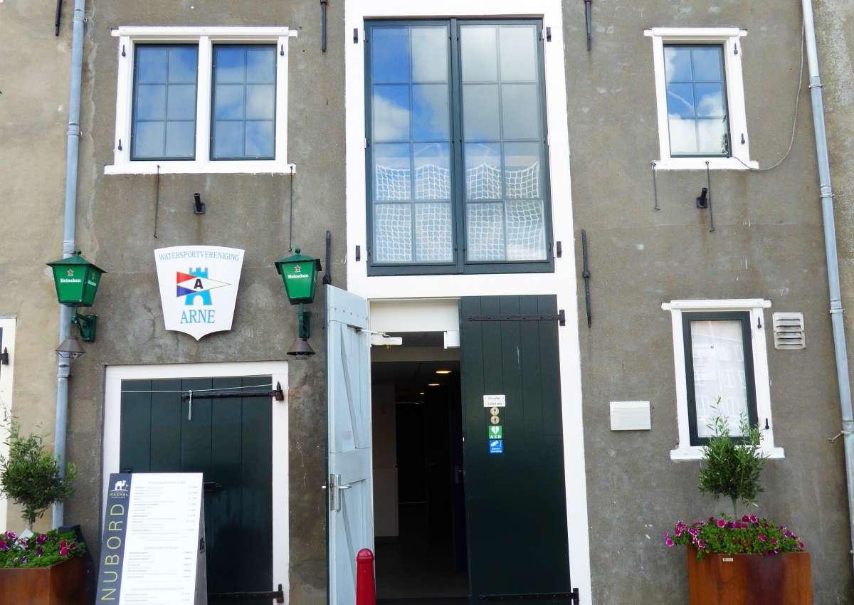 WV Arne - Marina près de Middelburg