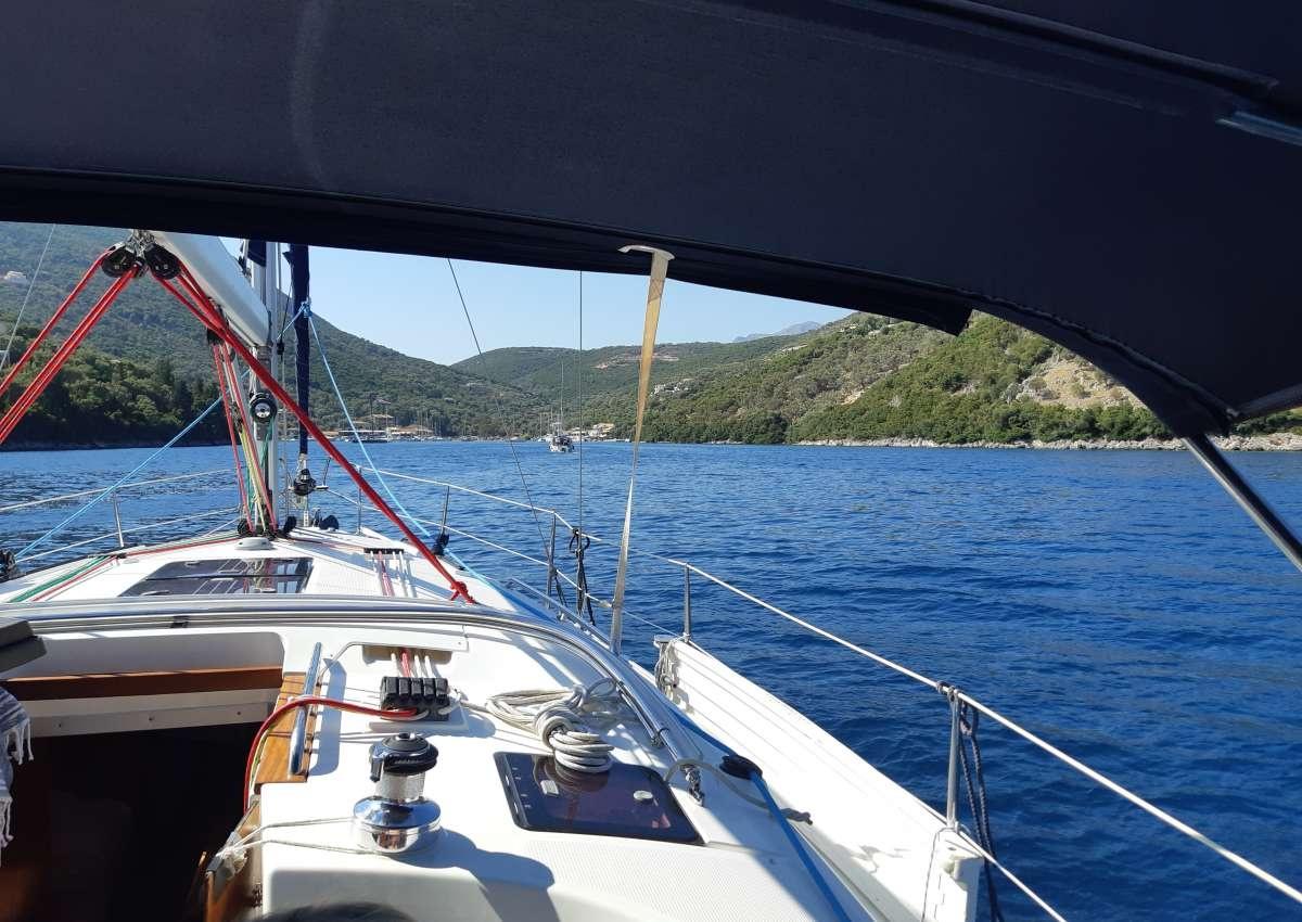 Sivota Pontoon N°1 - Marina près de Evgiros (Κ. Εύγηρου)