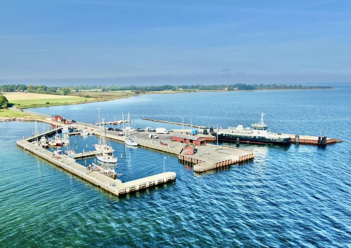 Strynø - Marina
