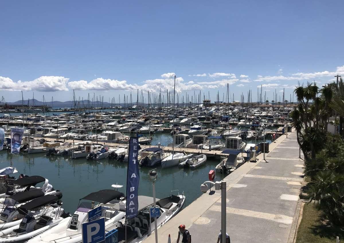 Marina de Alcudia - Hafen bei Alcúdia (Port d'Alcúdia)